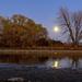 Long Sault Moonrise by farmreporter