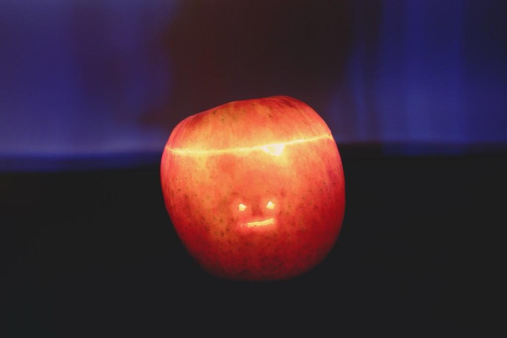 Happle Halloween by spuddy