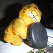 31st Oct 2020 - Garfield Hugs