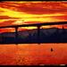 Sunrise at Coronado Bridge