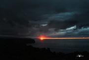 31st Oct 2020 - Sunset at Sea