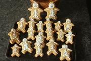 31st Oct 2020 - Skeleton gingerbread men