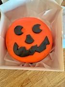 1st Nov 2020 - Halloween cake
