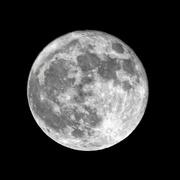 31st Oct 2020 - Halloween Moon