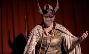 31st Oct 2020 - Mr D the 'Viking'