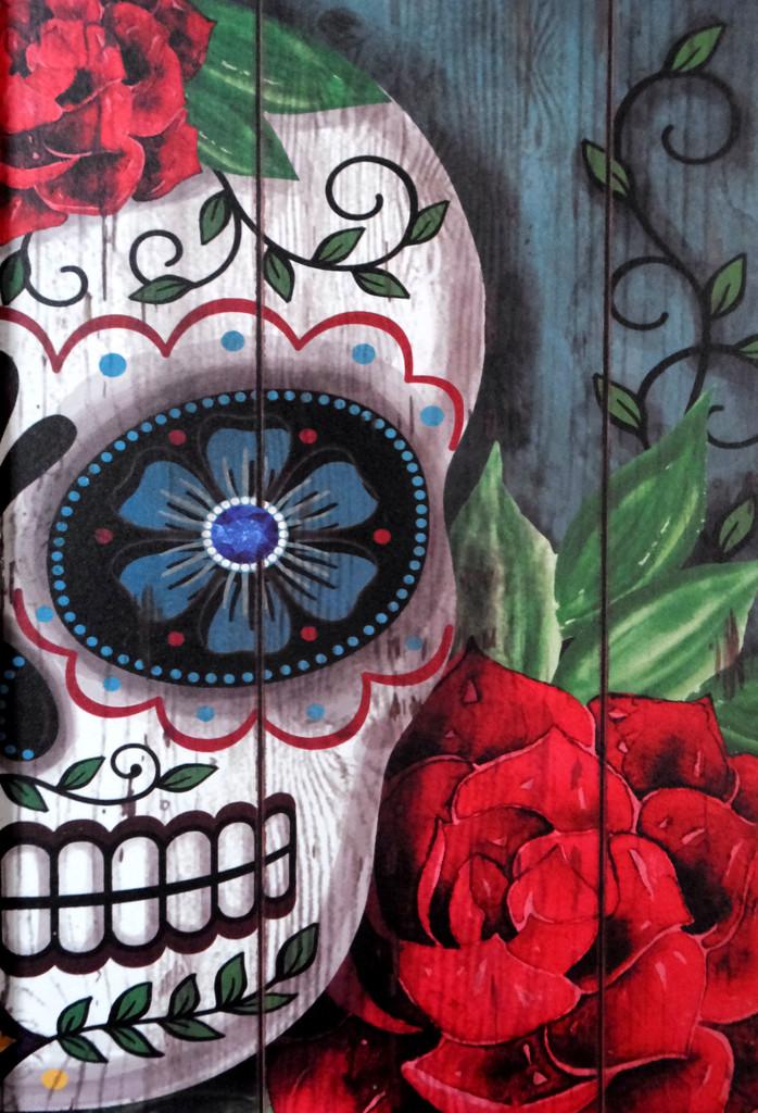 Dia De Los Muertos by linnypinny