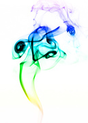 1st Nov 2020 - Rainbow Smoke