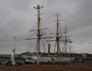 29th Oct 2020 - Grey skies at Chatham docks