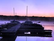 1st Nov 2020 - Morning Comes at the Marina