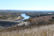 1st Nov 2020 - Tuttle Creek Dam and Blue River