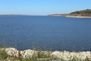 30th Oct 2020 - Tuttle Creek Lake from Dam