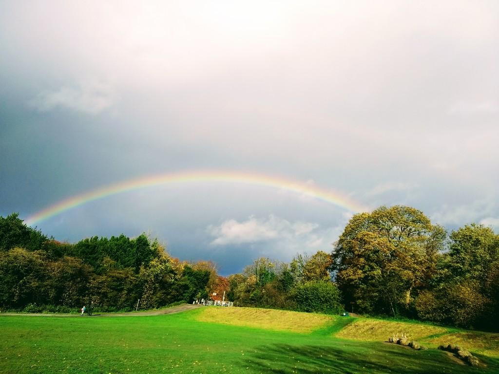 Somewhere over the Rainbow.. by brennieb
