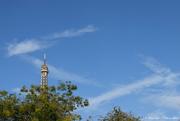 1st Nov 2020 - Parisian sky
