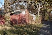 2nd Nov 2020 - Old barn along the path