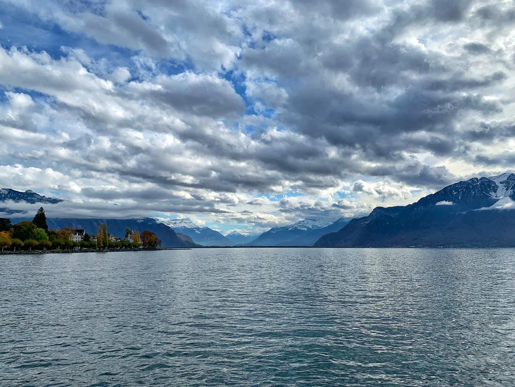 Lac Léman.  by cocobella