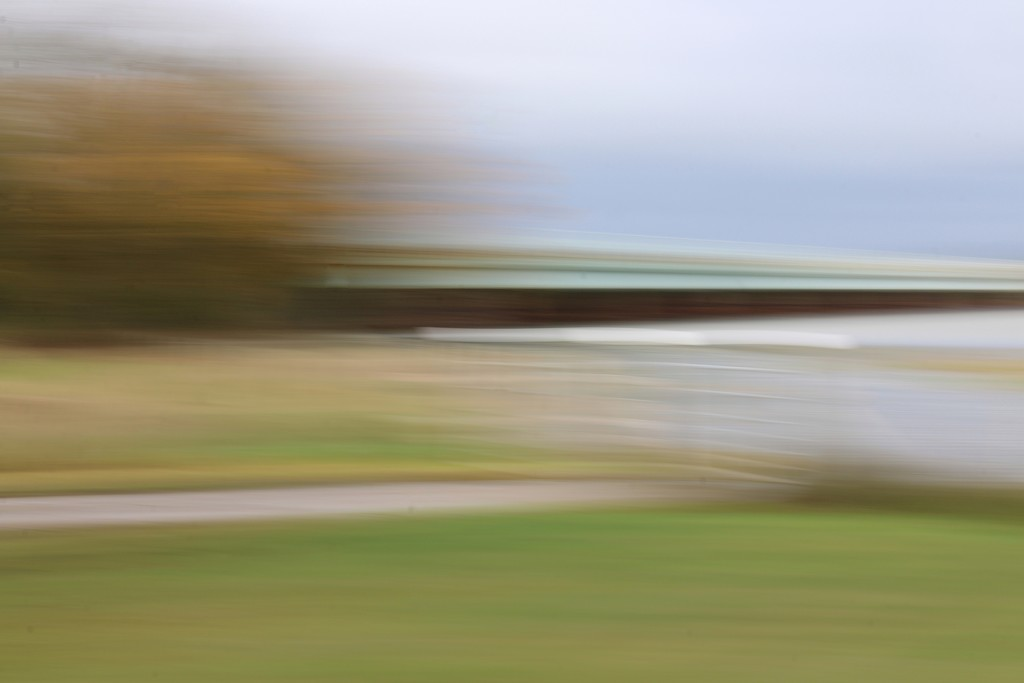 The Garden Gate, The Willow Tree and The Viaduct   (ICM) by motherjane
