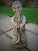 3rd Nov 2020 - Confused Confucius