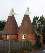 1st Nov 2020 - Oast houses