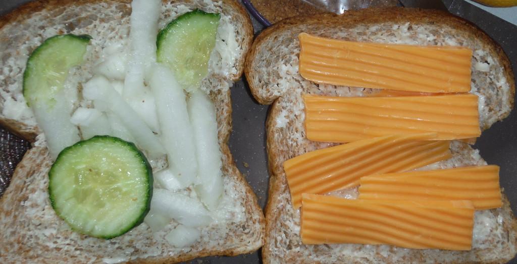 Sandwich Day by spanishliz