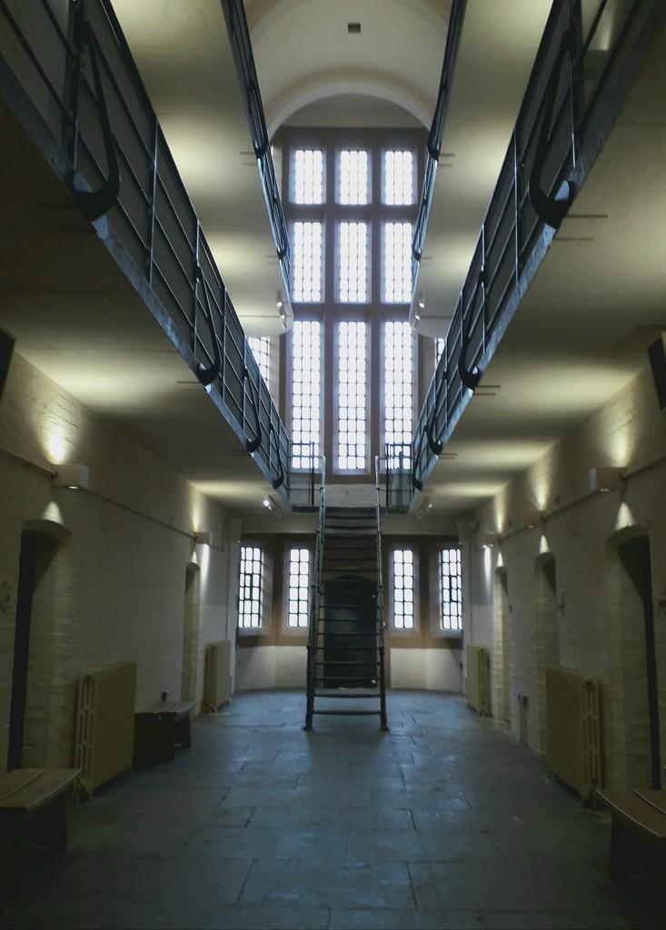 Victorian Prison by mave