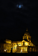 2nd Nov 2020 - Greenwich and the Blue Moon