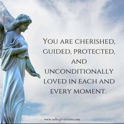 3rd Nov 2020 - Cherished, guided, protected and  loved.
