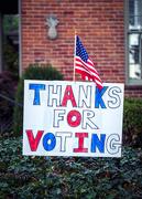 3rd Nov 2020 - Thanks for Voting, America