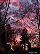 3rd Nov 2020 - Sunset