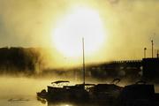3rd Nov 2020 - Foggy Morning on the Reservoir