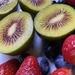 Breakfast fruit by shutterbug49