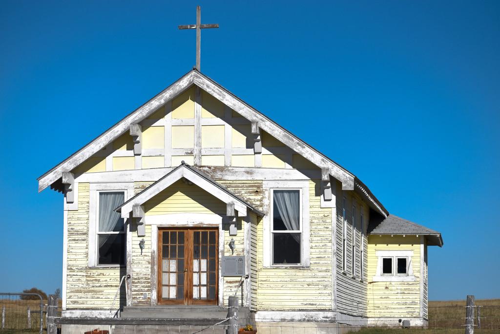 St. Joseph's Catholic Church of D'Aste by bjywamer
