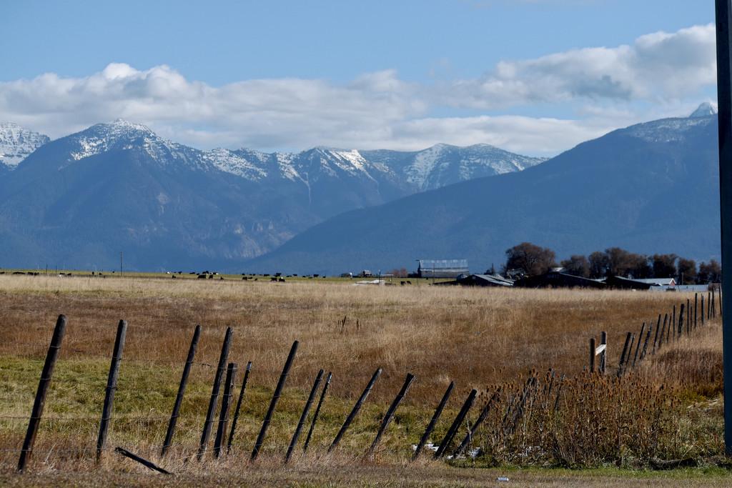 Rural Northwest Montana by bjywamer