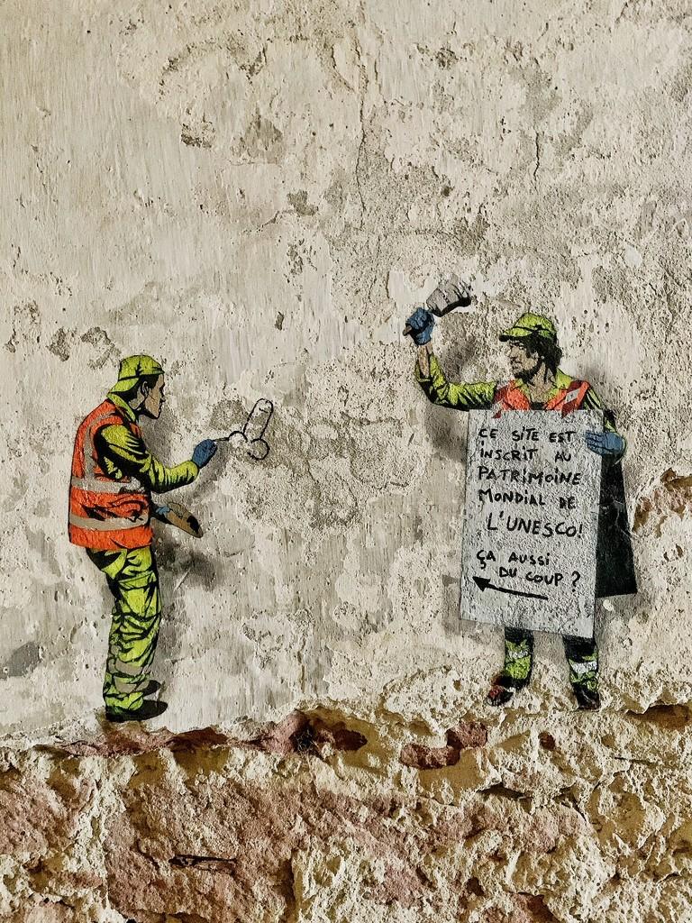 Vandalism.  by cocobella