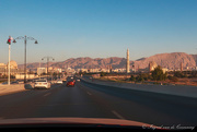 3rd Nov 2020 - Driving into Muscat
