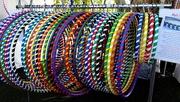 5th Nov 2020 - Colourful Hula Hoops