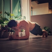 5th Nov 2020 - 309/365⁴ : 30 days plank challenge, Day 2