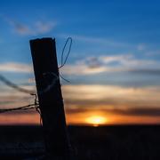 4th Nov 2020 - setting sun