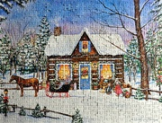 5th Nov 2020 - Finished another puzzle.......