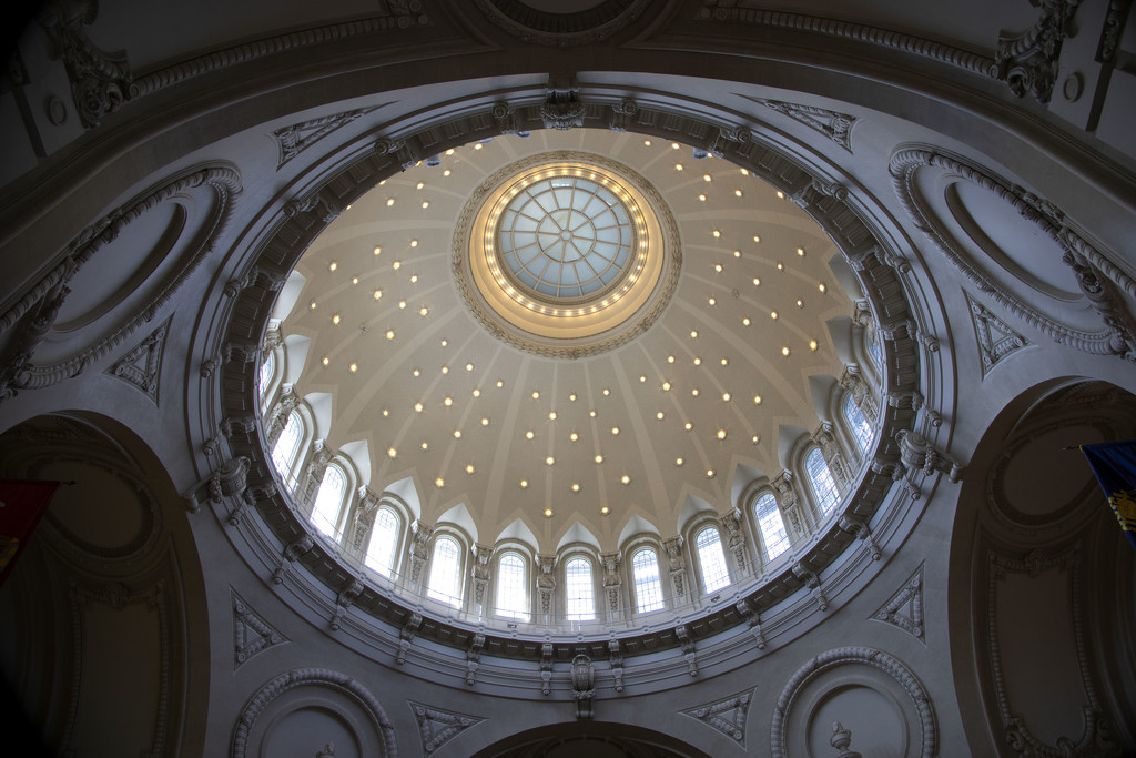 Chapel Dome by lynbonn
