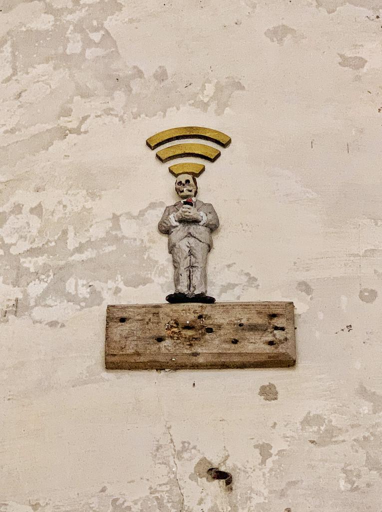 Free wifi.  by cocobella