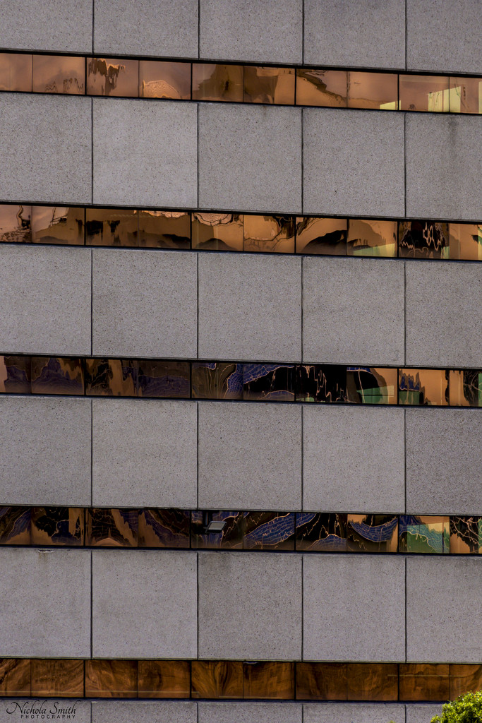 Abstract Building in Hamilton by nickspicsnz