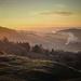 smoky sunset by pistache