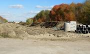 6th Nov 2020 - Road construction for a future subdivision
