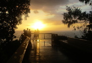 7th Nov 2020 - Sunrise from the lookout