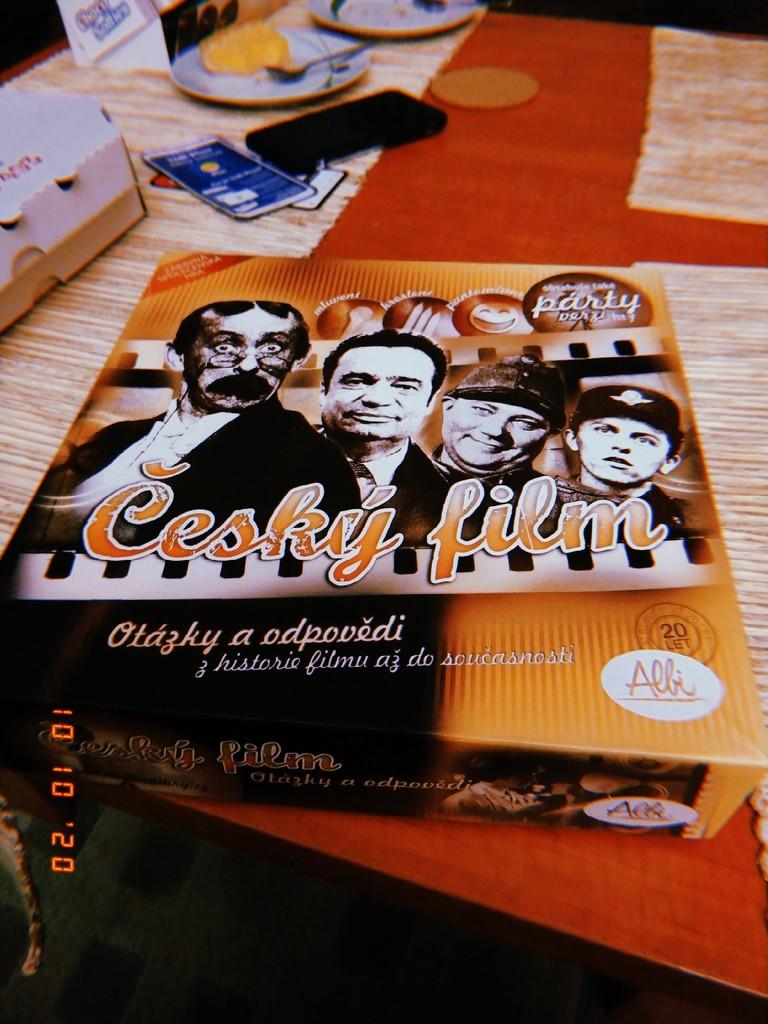 Český film by jakr