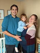 7th Oct 2020 - Last family-of-three photo