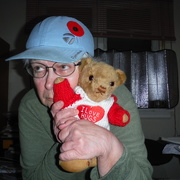 7th Nov 2020 - Hug a Bear Day