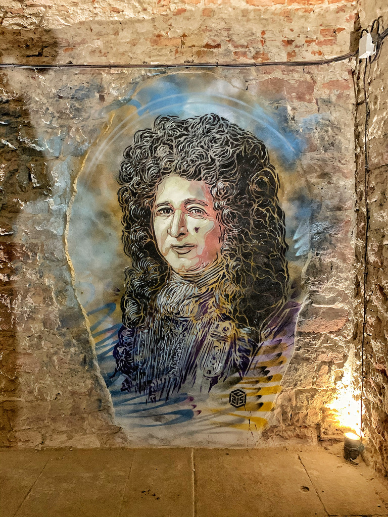 Portrait of Vauban.  by cocobella