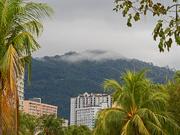 9th Nov 2020 - Clouds shroud Penang Hill