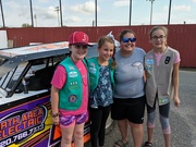 30th Jun 2018 - Girl Scout Night at the Races